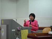 黃秀敏博士精彩演講
