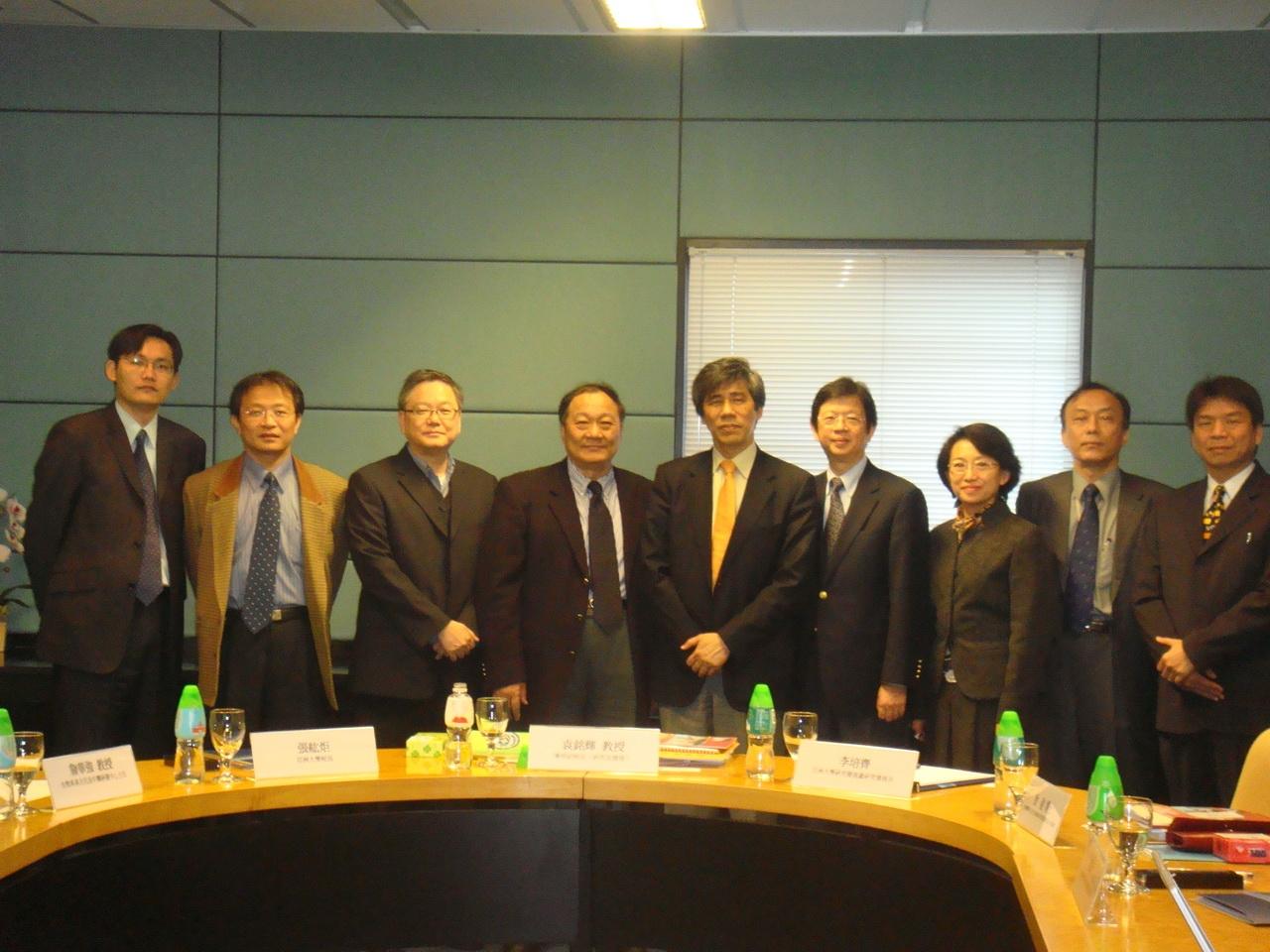 他山之石─香港科技大學邁向國際頂尖大學的成功之道