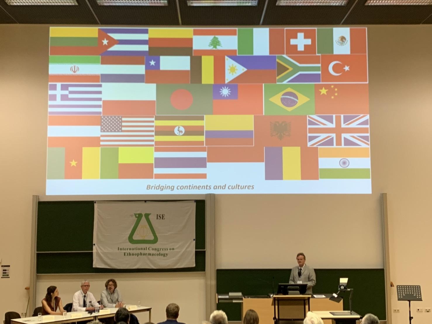 Opening Ceremony of International Congress on Ethnopharmacology