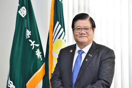 President Mien-Chie Hung