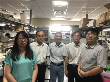 The academic-industry cooperation team led by Associate Professor Wen-Chin Huang