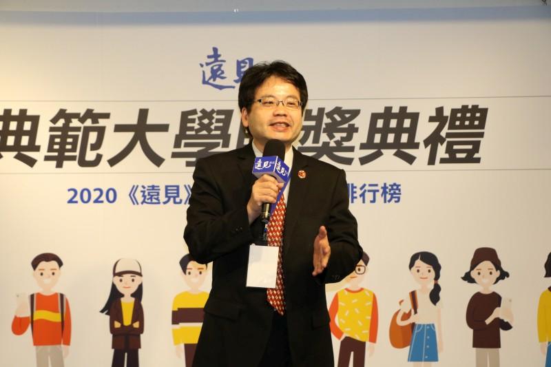 Chief Secretary Yueh-Sheng Chen