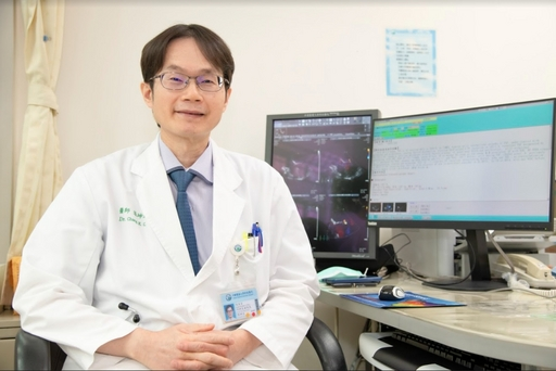 Dr.Kuan-Cheng Chang, the leader of the Research Team