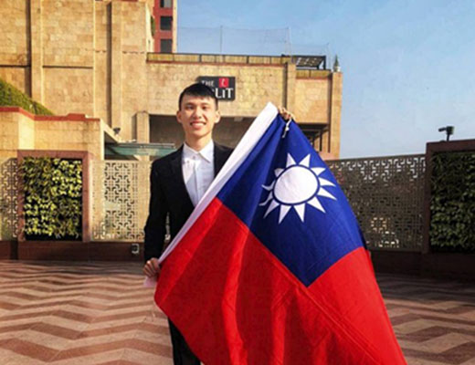 「An Excellent Role Model! CMU Medical Student Pin-Chun Chen was Elected as the Chairperson of the Asian Medical Students' Association」新聞封面圖