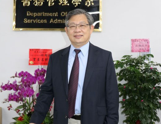 「CMU Professor Wen-Chen Tsai Receives the 2021 National Excellent Teacher Award from Ministry of Education」新聞封面圖
